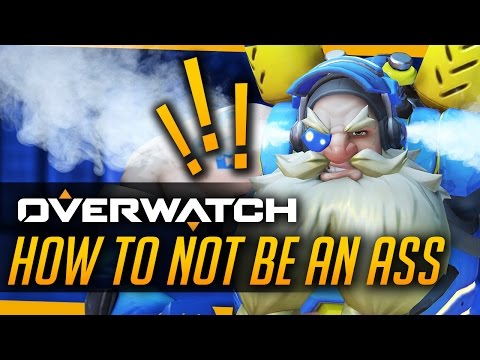 Overwatch walkthrough video.