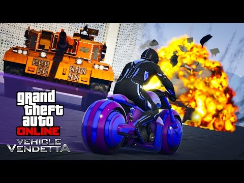 Playing VEHICLE VENDETTA, JUGGERNAUT & More (GTA Online Live Stream)