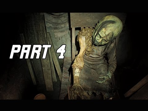 Resident Evil 7 Gameplay Walkthrough Part 2 Part Of The Family Re7 Biohazard
