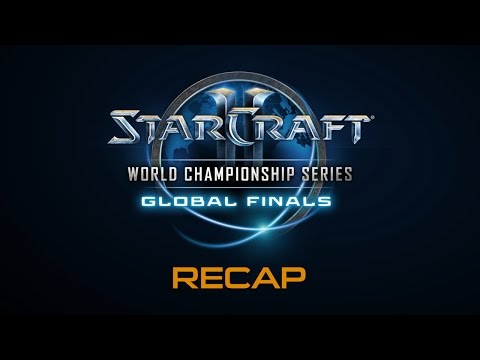 StarCraft 2 tournament video.