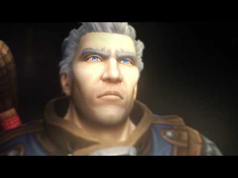 World Of Warcraft cinematic video.