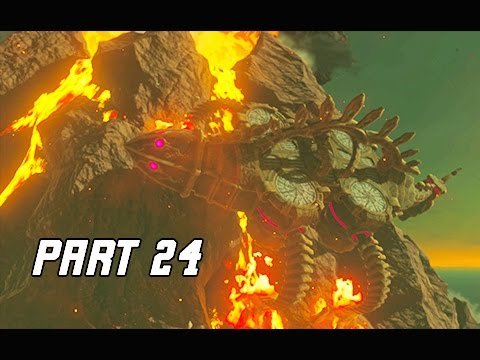 Legend Of Zelda Breath Of The Wild Walkthrough Part 19