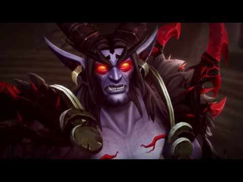 World Of Warcraft gameplay video.