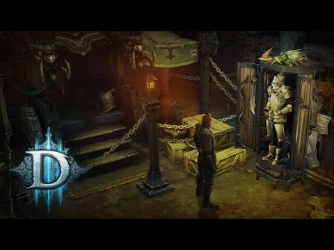 Diablo III walkthrough video.