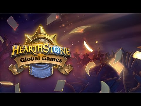 HearthStone tournament video.