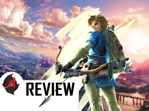 The Legend of Zelda Breath of the Wild Review by @TetraNinja
