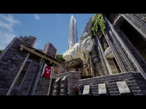 Unreal Tournament walkthrough video.