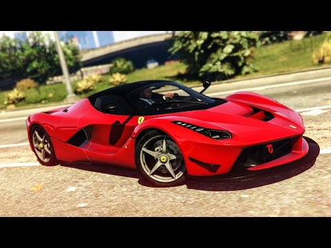 INSANE REAL LIFE CAR STUNT! - (GTA 5 Mods)