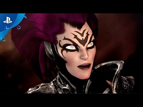 Darksiders III - Announcement Trailer | PS4