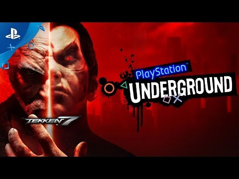 Tekken 7 Gameplay | PlayStation Underground
