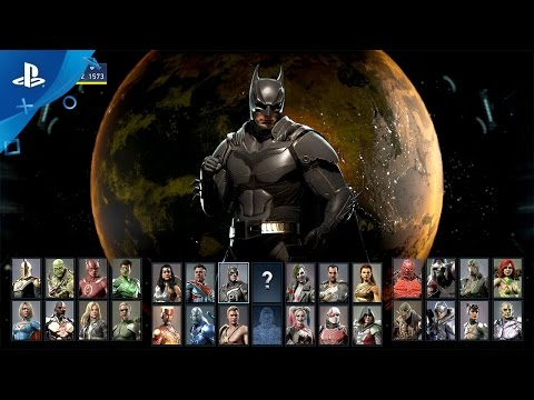 Injustice 2 - Everything You Need to Know | PS4