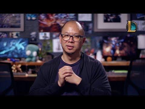 League Of Legends walkthrough video.