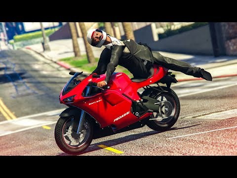 BEST GTA 5 STUNTS & FAILS! - (COMPILATION)