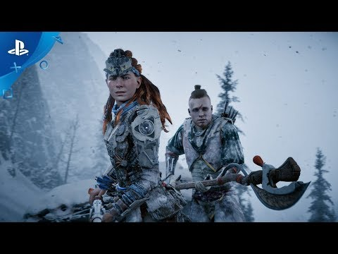 Horizon Zero Dawn: The Frozen Wilds - Launch Trailer | PS4