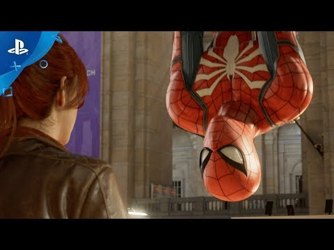 Marvel's Spider-Man - PGW 2017 Teaser Trailer | PS4