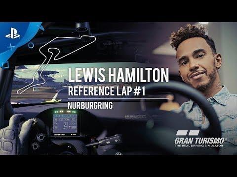 Gran Turismo Sport - Lewis Hamilton Reference Laps #1 - Nurburgring   PS4