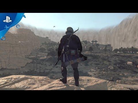 METAL GEAR SURVIVE – Launch Trailer   PS4
