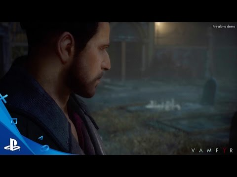 Vampyr - First Gameplay Trailer | PS4