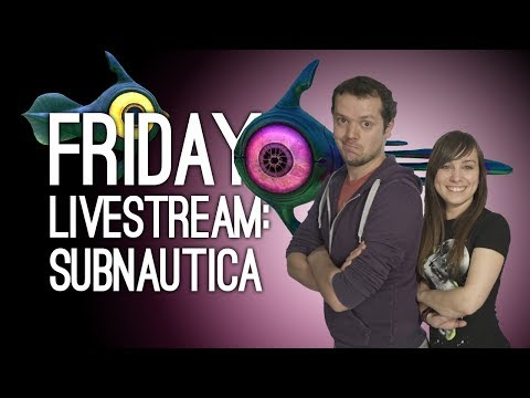 Subnautica Livestream! Outside Xbox streams Subnautica on Xbox One Live