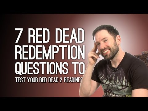 7 Red Dead Redemption Questions to Test Your Red Dead 2 Readiness: Red Dead Redemption Quiz