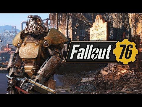 Fallout 76 - NEW LEAKS! Interstate Highway Map! Online Survival! New Gameplay Soon at E3 2018!