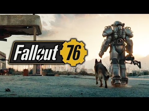 Fallout 76 to Have Online Multiplayer Co-Op and Base Building! New Leak and Gameplay Details!