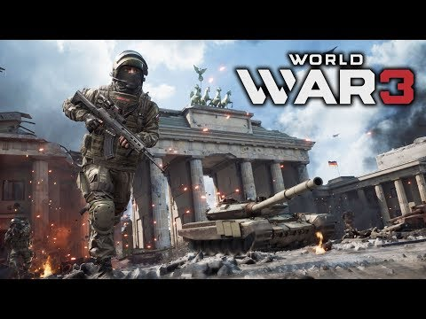 WORLD WAR 3 - New Battlefield-Style Multiplayer FPS Game! New Gameplay Trailer! Release Date!