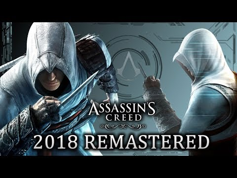 ASSASSIN'S CREED 1 REMAKE Leaked for E3 2018 Reveal!  Altair's Epic Return? New AC Odyssey Info!