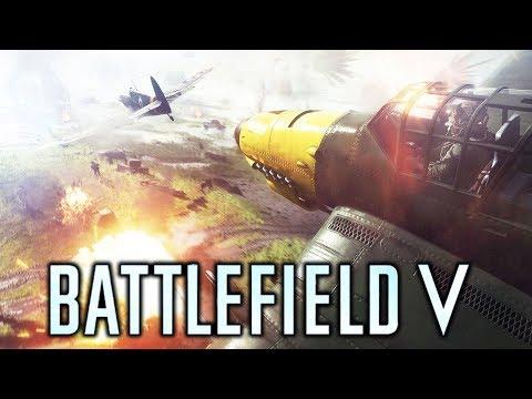 Battlefield 5 (2018) - NEW Squad Reinforcements! Hero Vehicles! New Multiplayer Gameplay Info!