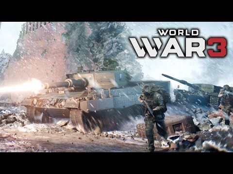 World War 3 Game - NEW DETAILS! Free DLC! Early Access! No Classes! New Multiplayer Gameplay Info!