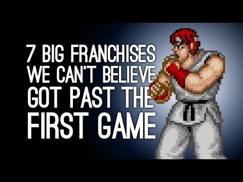 7 Big Franchises We Can't Believe Got Past the First Game