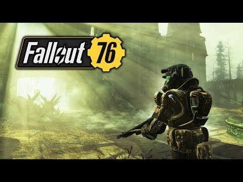 Fallout 76 - New Horror Teases?! Protagonist Can See the Future? The Open World and Gameplay Teases!