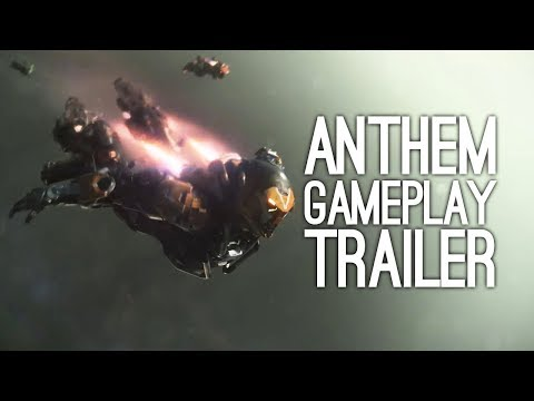 Anthem Gameplay: New Gameplay of Bioware's Anthem from E3 2018