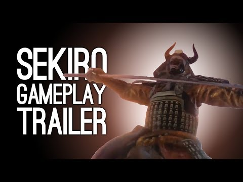 Sekiro Gameplay Trailer: Sekiro Trailer at E3 2018 Xbox Conference