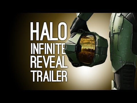 Halo Infinite Trailer: Halo Infinite Reveal Trailer at E3 2018 Xbox Conference