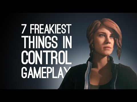 Control Gameplay: 7 Freakiest Things We Saw in Remedy's Control Gameplay