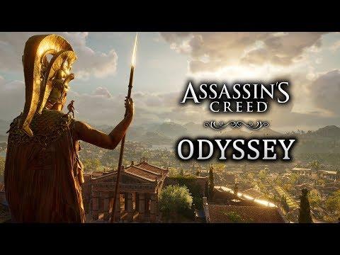 Assassin's Creed Odyssey - Intense Ship Battles! NEW GAMEPLAY! Stealth Gameplay Walkthrough!