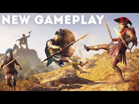 Assassin's Creed Odyssey - Fighting the Toughest Enemies in The Game!