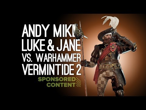 Vermintide 2 Gameplay: SO MANY VERMINS! - Let's Play Vermintide 2 on Xbox One (Sponsored Content)