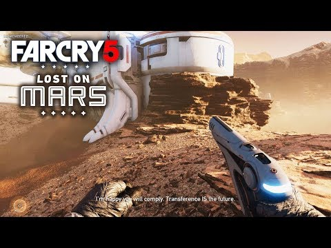 Far Cry 5 LOST ON MARS DLC! First Gameplay Walkthrough! HUGE GIVEAWAY!