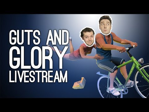 Guts and Glory Livestream! Guts & Glory Gameplay on Xbox One Live from Loading Bar