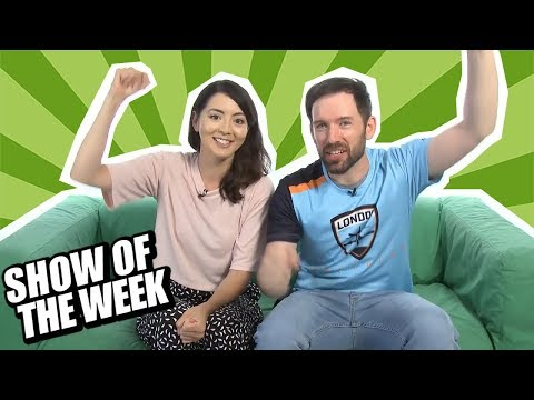 Show of the Week: Overwatch League Finals and Jane's Hamster Racing Challenge