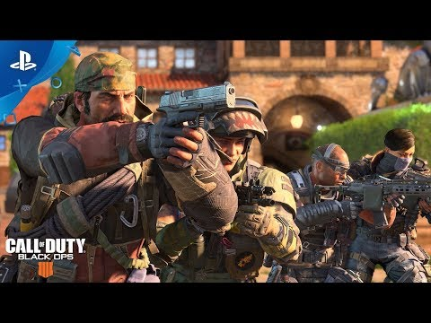 Call of Duty: Black Ops 4 – Multiplayer Beta Trailer | PS4