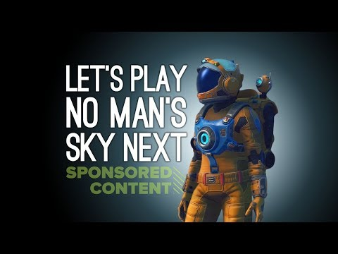 No Man's Sky Next Gameplay: Let's Play No Man's Sky Next on Xbox One (Sponsored Content)