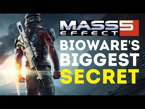 Bioware Secretly Begins Work on New Mass Effect 5 and Dragon Age!  Big PS5 Rumors!