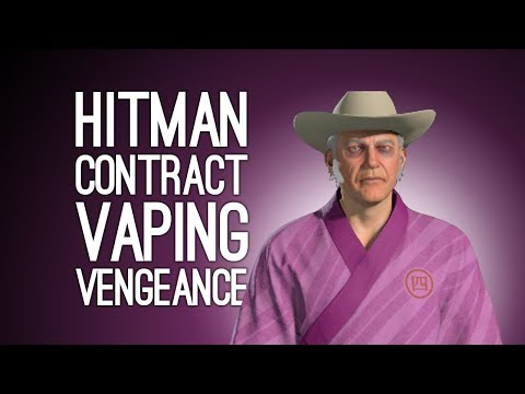 Hitman Contract: VAPING VENGEANCE Electrocution Kill ⚡(Let's Play Hitman)