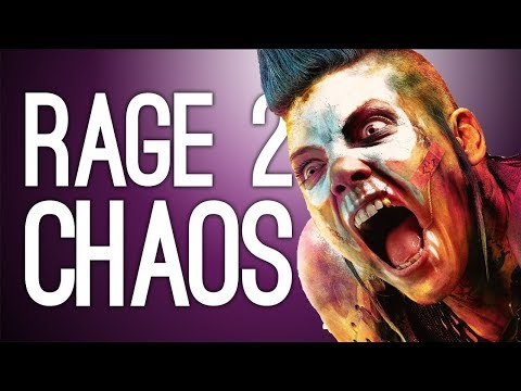 Rage 2 Gameplay - OVERDRIVE? DON'T MIND IF I DO - Let's Play Rage 2