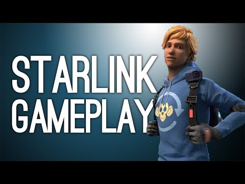 Starlink Gameplay: NO MAN'S SKYLANDERS? - Let's Play Starlink Battle for Atlas