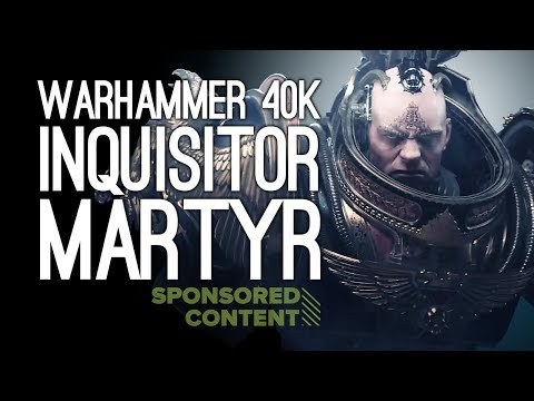 Warhammer 40k Inquisitor Martyr Gameplay on Xbox One: VICTORY LASER! ⚡(Sponsored Content)