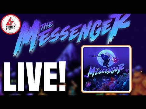 The Messenger Switch Live! - Best New Indie?!